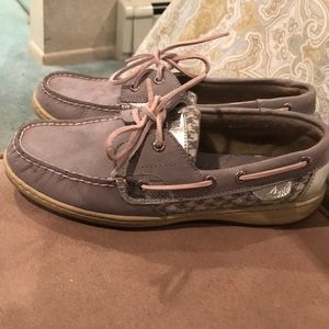 Limited edition sperry shoes